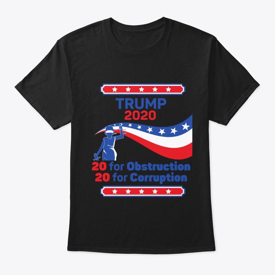 Trump 20 20 Impeachment Unisex Tshirt