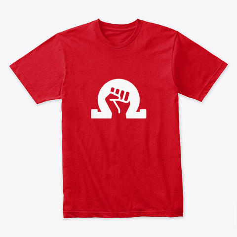 Resistance 2 🔬 #Sfsf Red T-Shirt Front