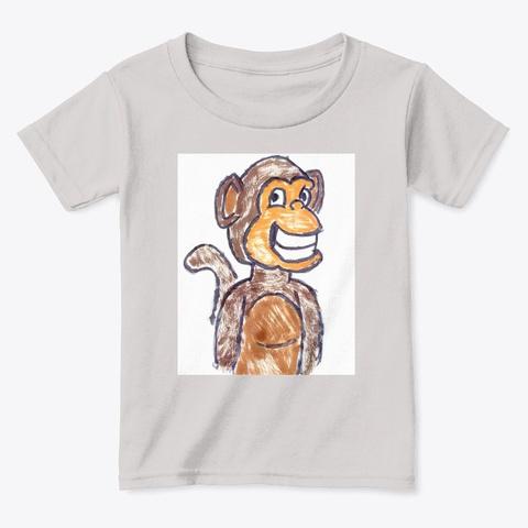Monkey's Uncle Sport Grey  T-Shirt Front