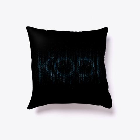 Kodi Matrix Black Camiseta Back