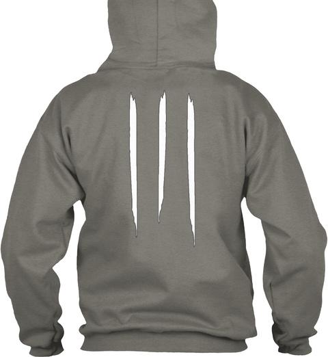 Promotion Hoodie Og Charcoal Sweatshirt Back