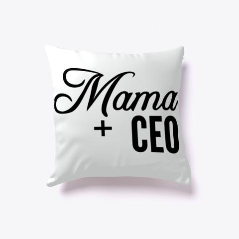 Mama+Ceo Pillow Standard T-Shirt Front