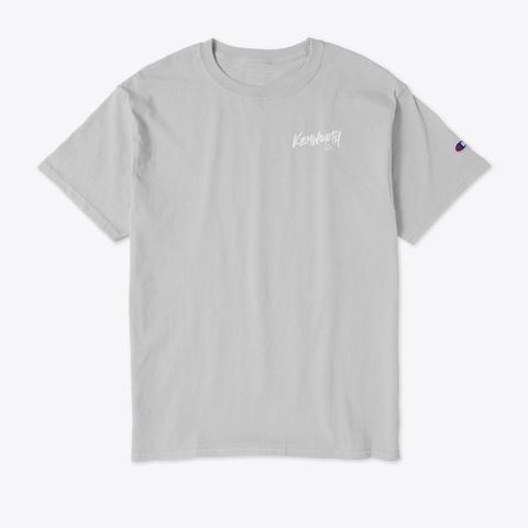 Kenworth // Unlockd Light Steel T-Shirt Front