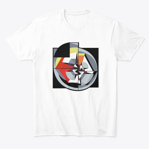 Meaning Of Music White T-Shirt Front