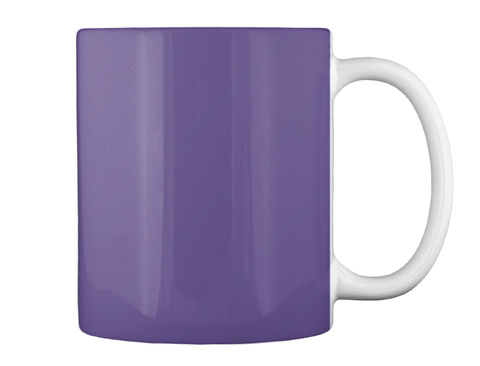 Halloween   Mug Purple T-Shirt Back