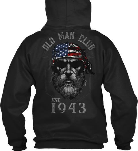 1943 Old Man Club SweatShirt