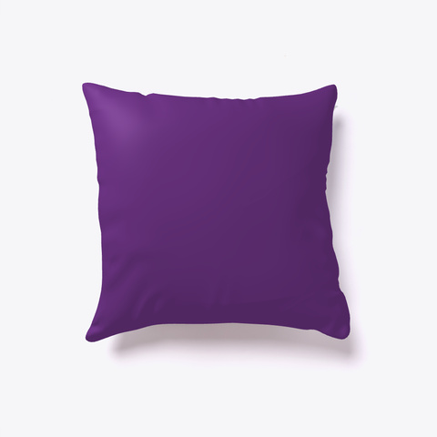Sleep Eat Design Repeat Pillow Design Purple T-Shirt Back