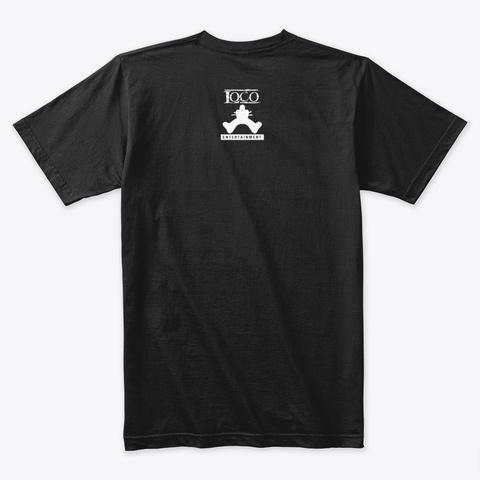 """Official"" Jayo Felony  Bandana Black T-Shirt Back"