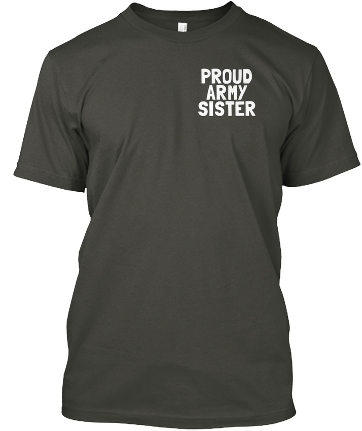 My-Hero-proud-Army-Sister-Proud-Some-People-Will-Hanes-Tagless-Tee-T-Shirt thumbnail 12