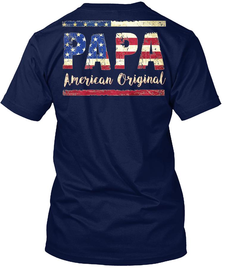 PAPA ORIGINAL ~ ENDS SOON Unisex Tshirt