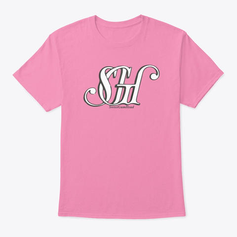 Sweet Gum Head Pink T-Shirt Front