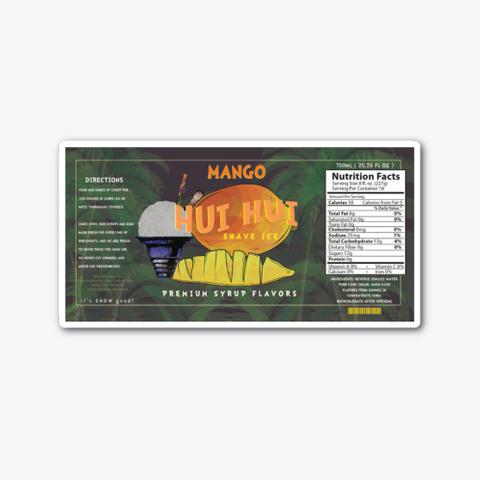Mango Standard T-Shirt Front