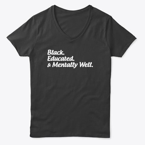 Be Well Shirt Black T-Shirt Front