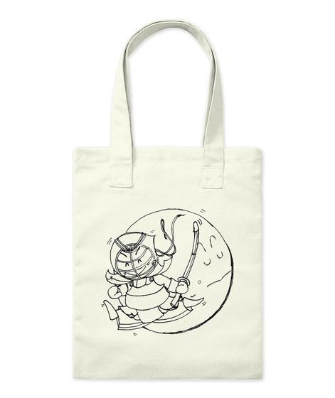 Yay! Kendo! Tote Bag Natural T-Shirt Front