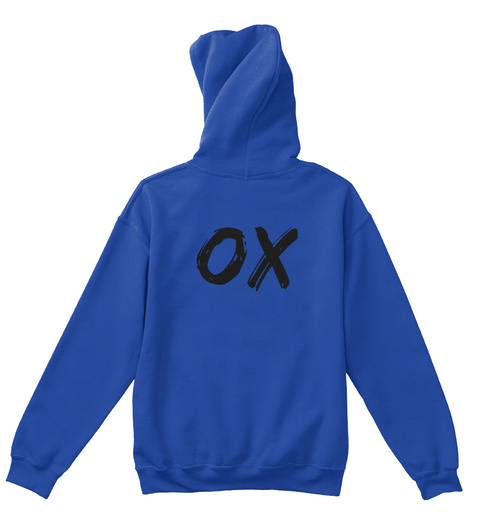 Ox Royal T-Shirt Back