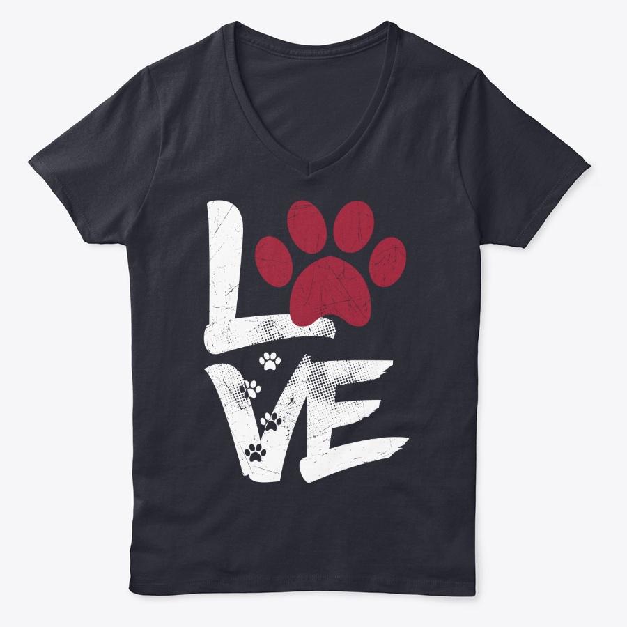 Love-valentines Day-happy V-day Shirts – Hoodie Navy Size Xl