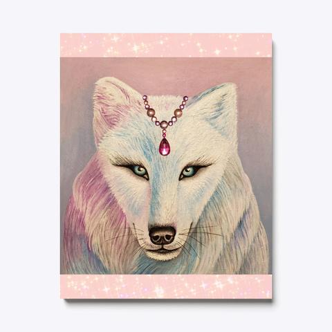 Magical Wolf | Art Of Jameela Standard T-Shirt Front