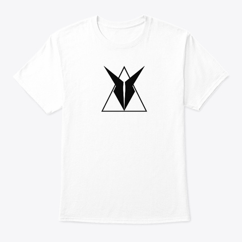 Pillezky Logo White T-Shirt Front