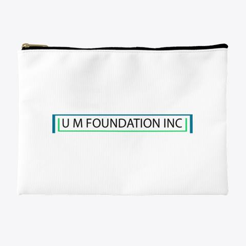 The Um Foundation Inc.   Online Store  Standard T-Shirt Front