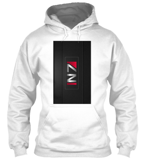 N7 White T-Shirt Front