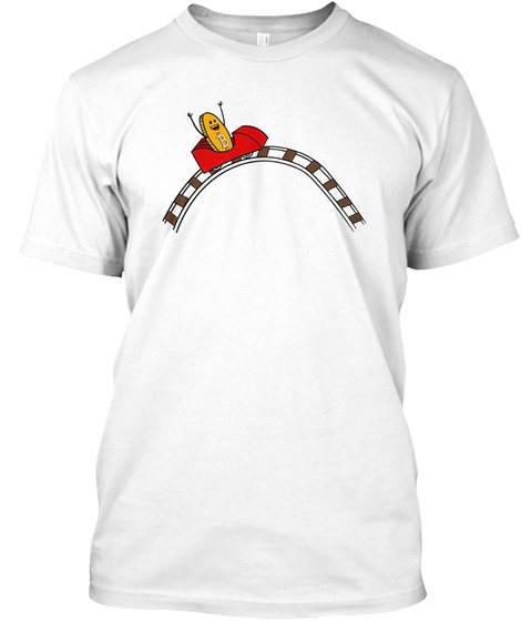 Bitcoin Roller Coaster T Shirt