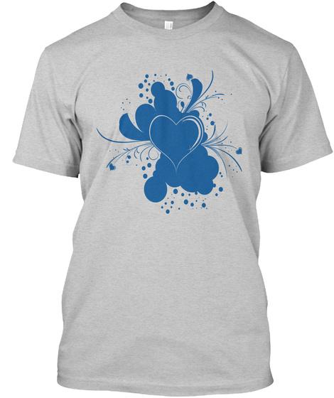 Moondrop Light Steel T-Shirt Front
