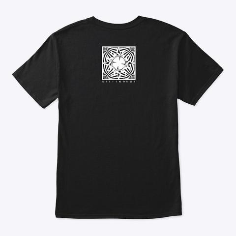 Vintage Babbadook Black T-Shirt Back