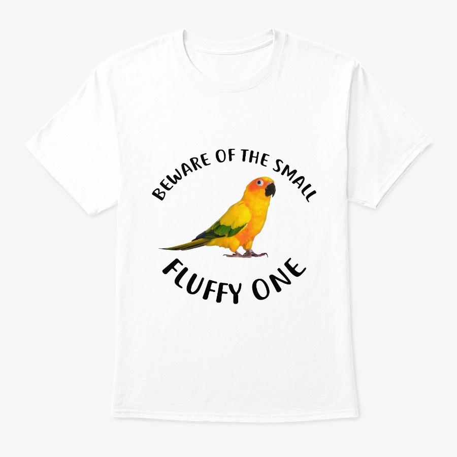 Beware Of Sun Conure Parrot Unisex Tshirt