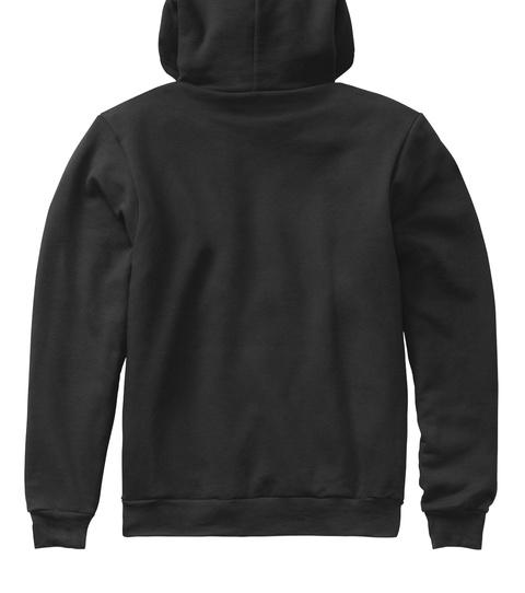 Christie Pitts Hardball League Black Sweatshirt Back