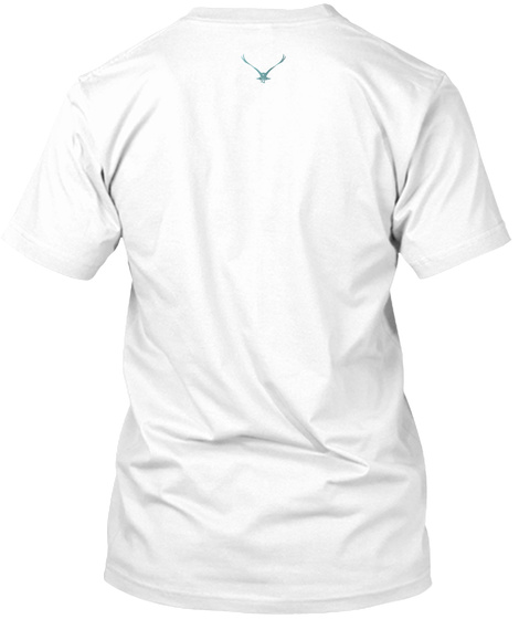 Get Your Techaeris Shirt On! White T-Shirt Back