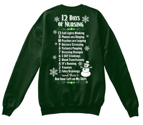 Nurses 12 Days Of Nursing 12 Days Of Nursing 12 Call Lights
