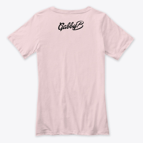 """""""Wear Whatever The Hell You Want"""" Pink T-Shirt Back"""