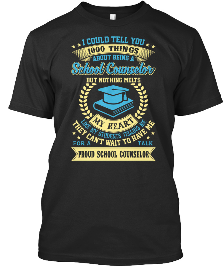 1000 Things About School Counselors LongSleeve Tee