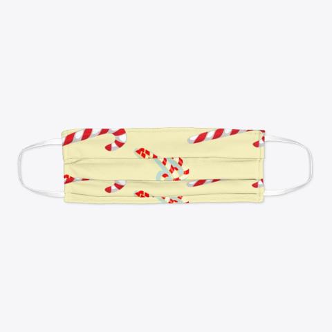 Candy Cane Standard T-Shirt Flat