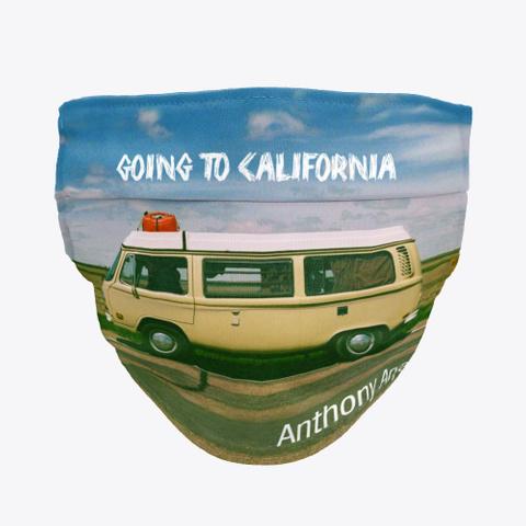 Going To California Accessories Merch Standard T-Shirt Front