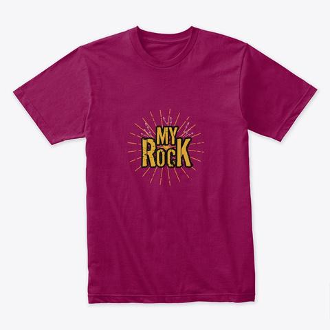 My Rock Cardinal T-Shirt Front