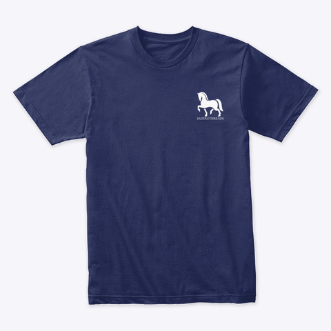 Louisville Midnight Navy T-Shirt Front