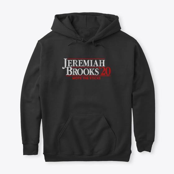 Jeremiah Brooks Move The Sticks T Shirt