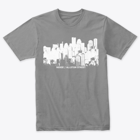 Allston Premium Heather T-Shirt Front