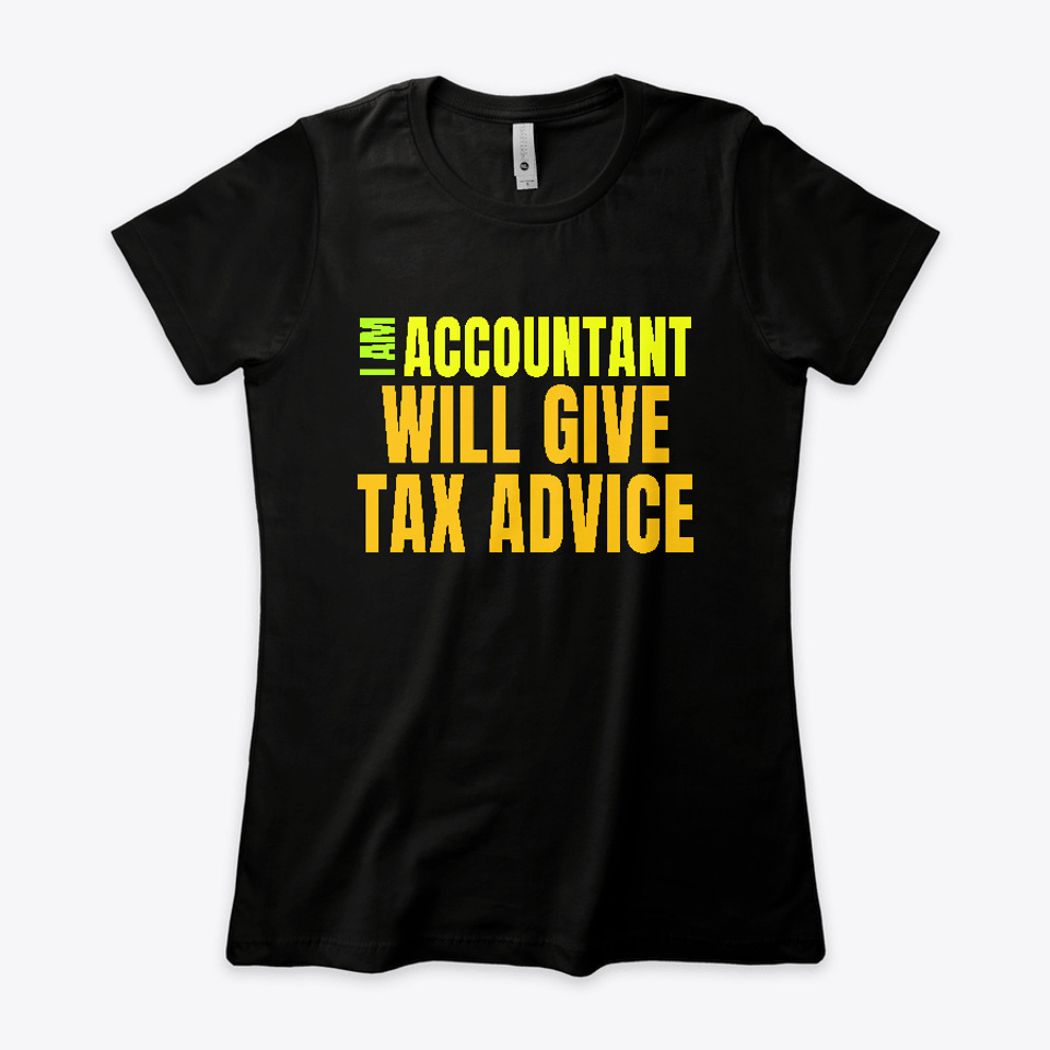 ACCOUNTANT GIFTS T SHIRT