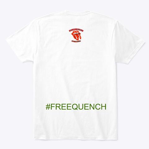 Stc Free Q Shirts White T-Shirt Back