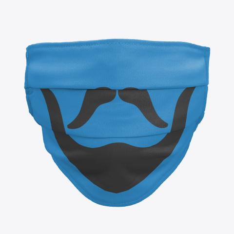 beard fake moustache cloth face masks