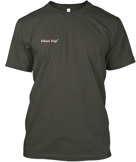 Danceropes Shirts Smoke Gray T-Shirt Front