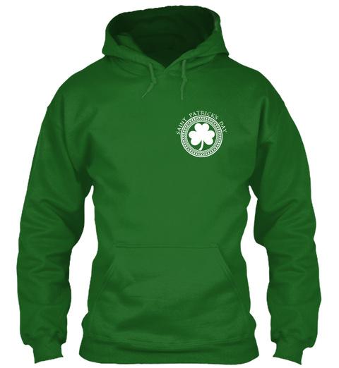 Saint Patricks Day Irish Green T-Shirt Front
