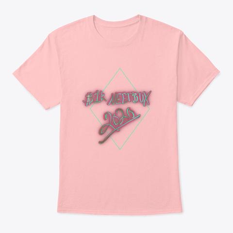 Yang Bang Pale Pink Camiseta Front