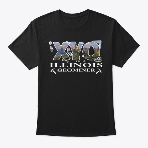 XYO Illinois Design Unisex Tshirt