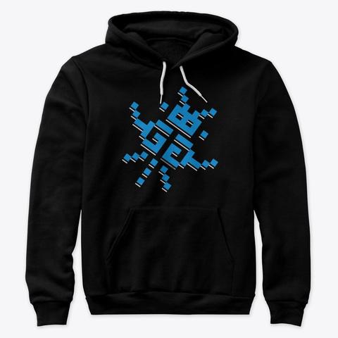 Good Game Alien Takeoff Premium Hoodie Black Sweatshirt Front