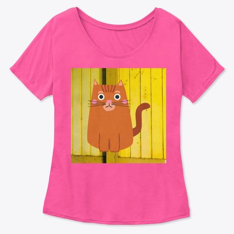 Mascotinho Miau Berry  T-Shirt Front