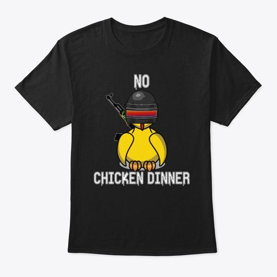 PUBG - No Chicken Dinner
