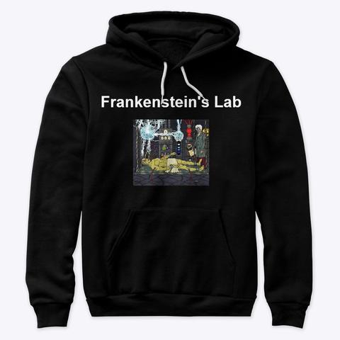 Frankensteins Lab Merch Unisex Tshirt
